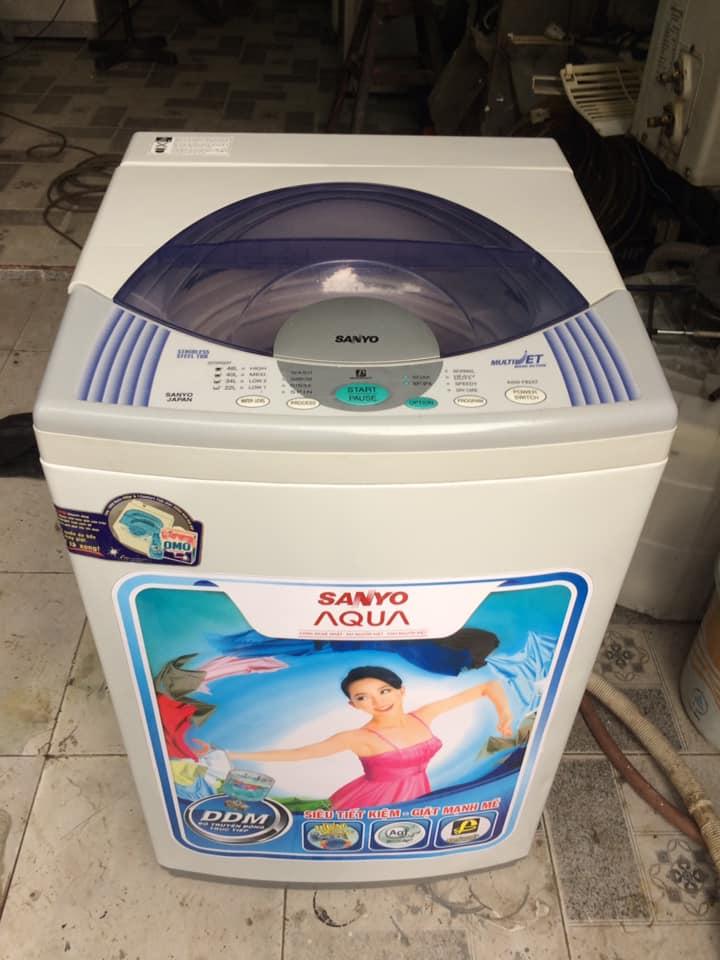 Máy giặt Sanyo (6.5kg) lồng đứng