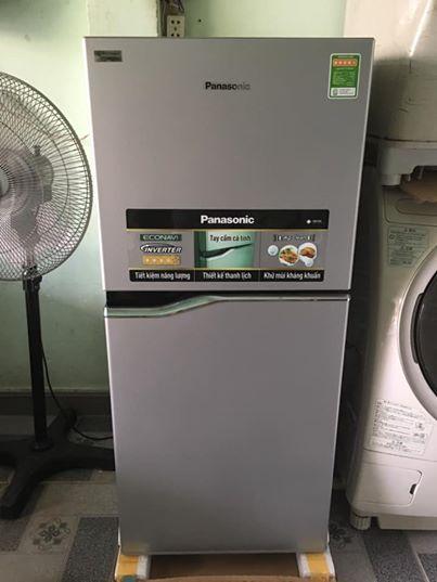 Tủ lạnh Panasonic (152 lít) k đóng tuyết
