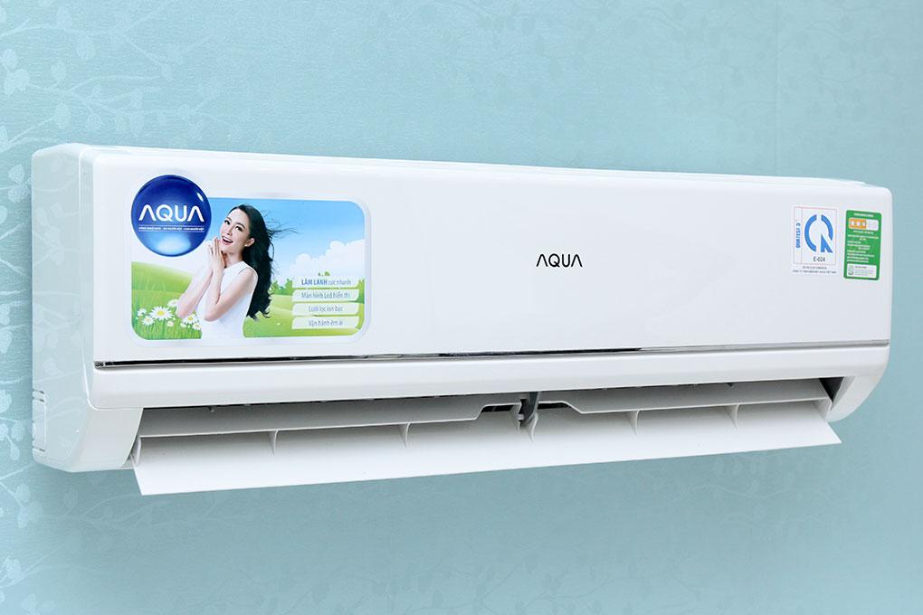 Bảng mã lỗi máy lạnh Aqua