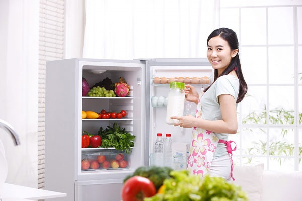 Bảo quản thức ăn trong tủ lạnh cho trẻ nhỏ
