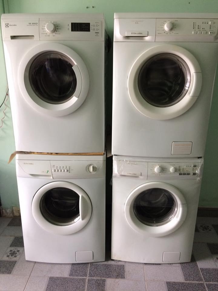 Cấu tạo máy giặt cửa ngang (cửa trước) - Điện Lạnh Ánh Dương