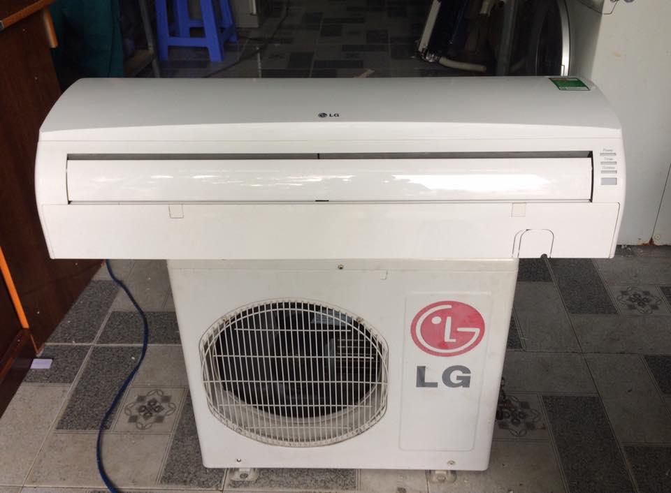 Đánh bóng mặt nạ máy lạnh TPHCM