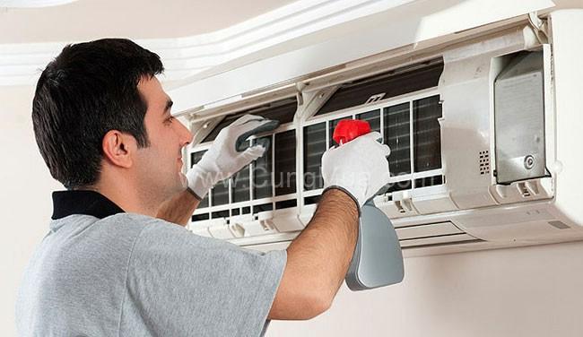 Hư hỏng thường gặp ở máy lạnh