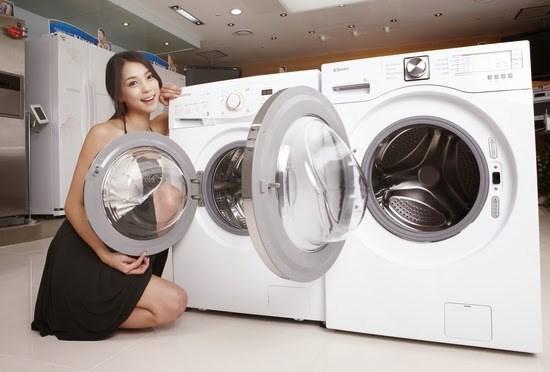 Lỗi hay gặp máy giặt lồng ngang