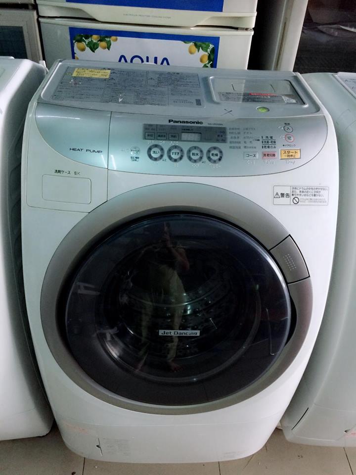 Mã lỗi máy giặt Panasonic nội địa nhật