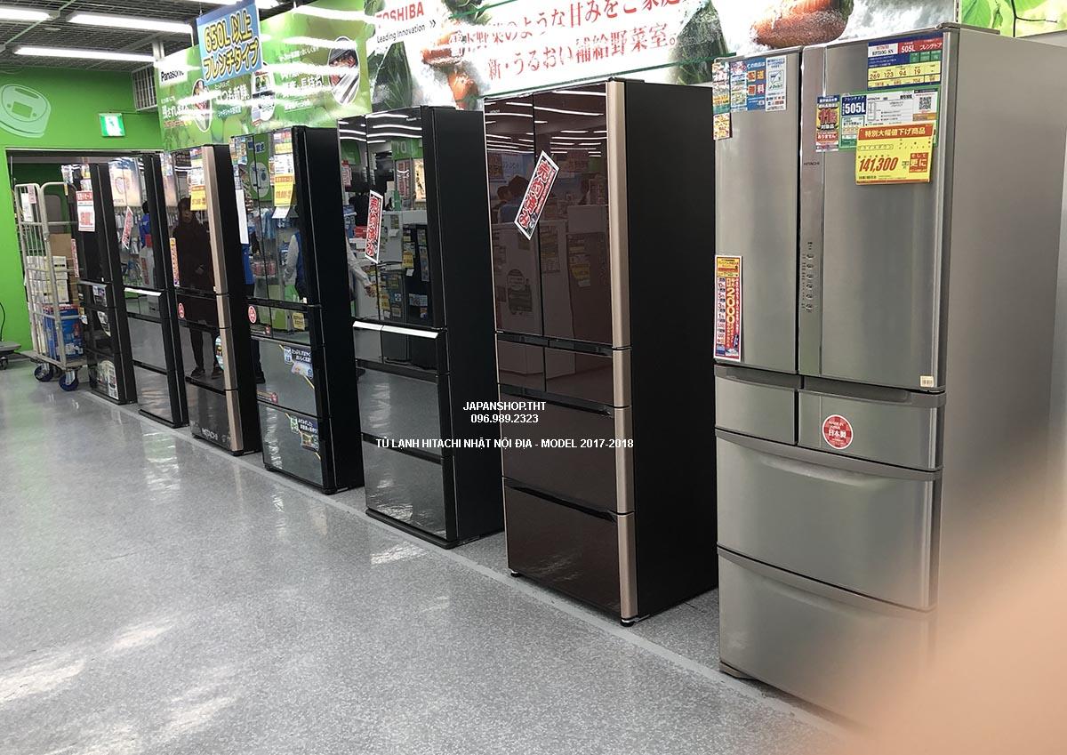 Mã lỗi tủ lạnh Mitsubishi nội địa nhật