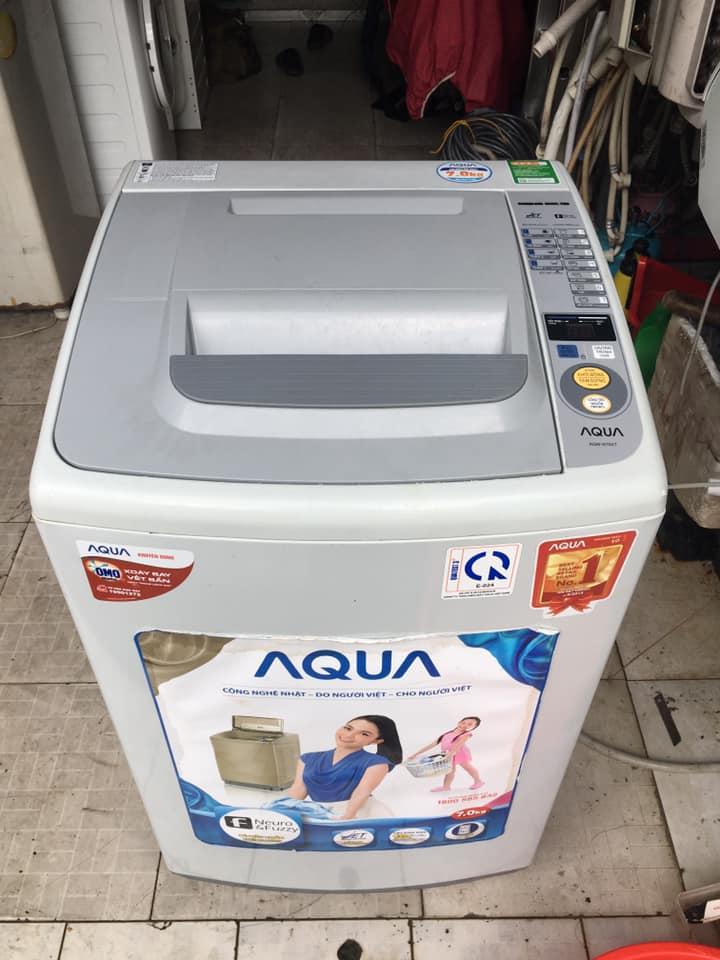 Máy giặt Aqua (7kg) AQW-S70KT ( nguyên zin)