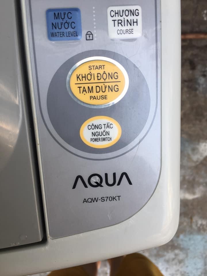 Máy giặt Aqua (7kg) AQW-S70KT