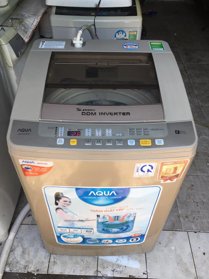 Máy giặt Aqua (9kg) inverter tiết kiệm điện