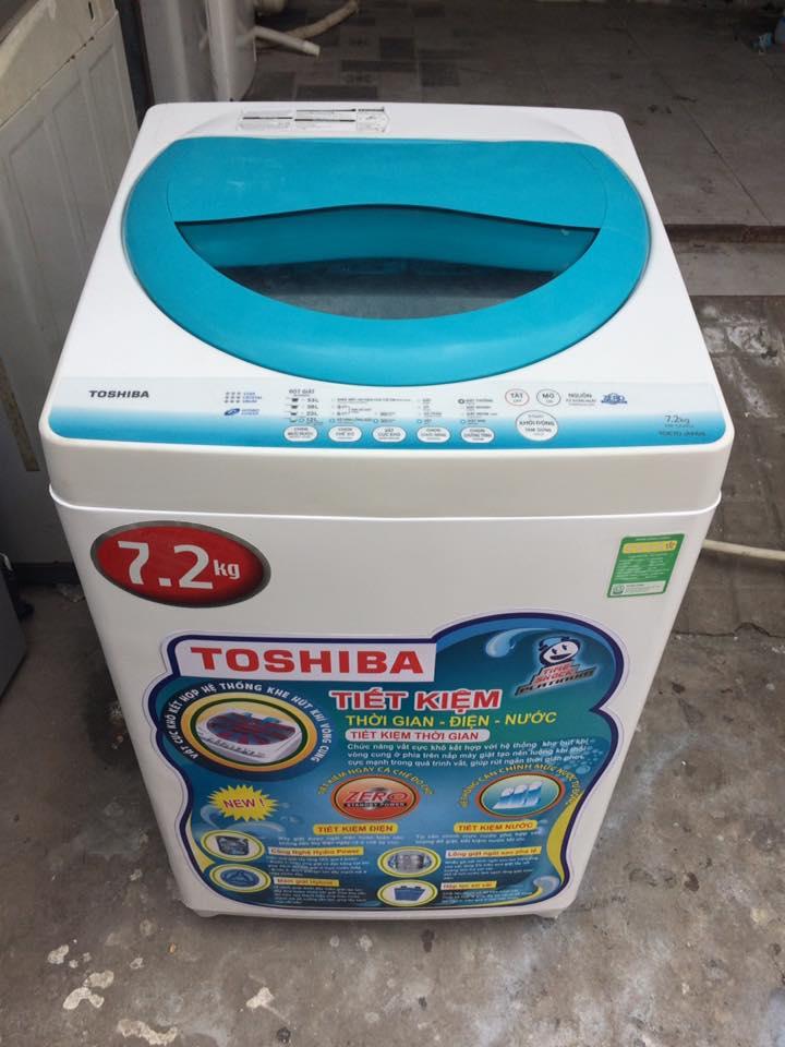 Máy giặt Toshiba AW-C820SV 7,2kg mới 95%