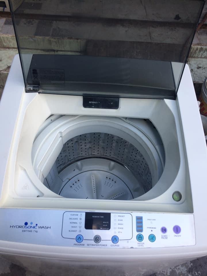 Máy giặt Electrolux EWT704S (7kg)