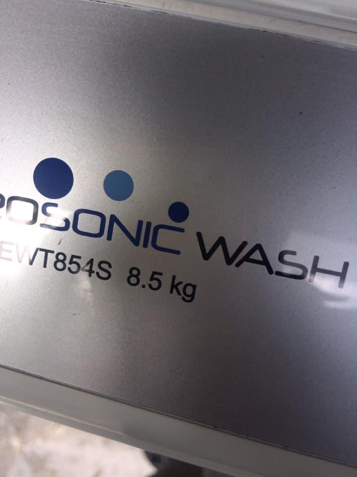 Máy giặt Electrolux EWT854S (8.5kg)
