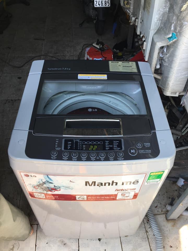 Máy giặt LG (7.5kg) lồng đứng