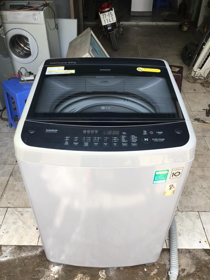 Máy giặt LG (8.5kg) inverter tiết kiệm điện