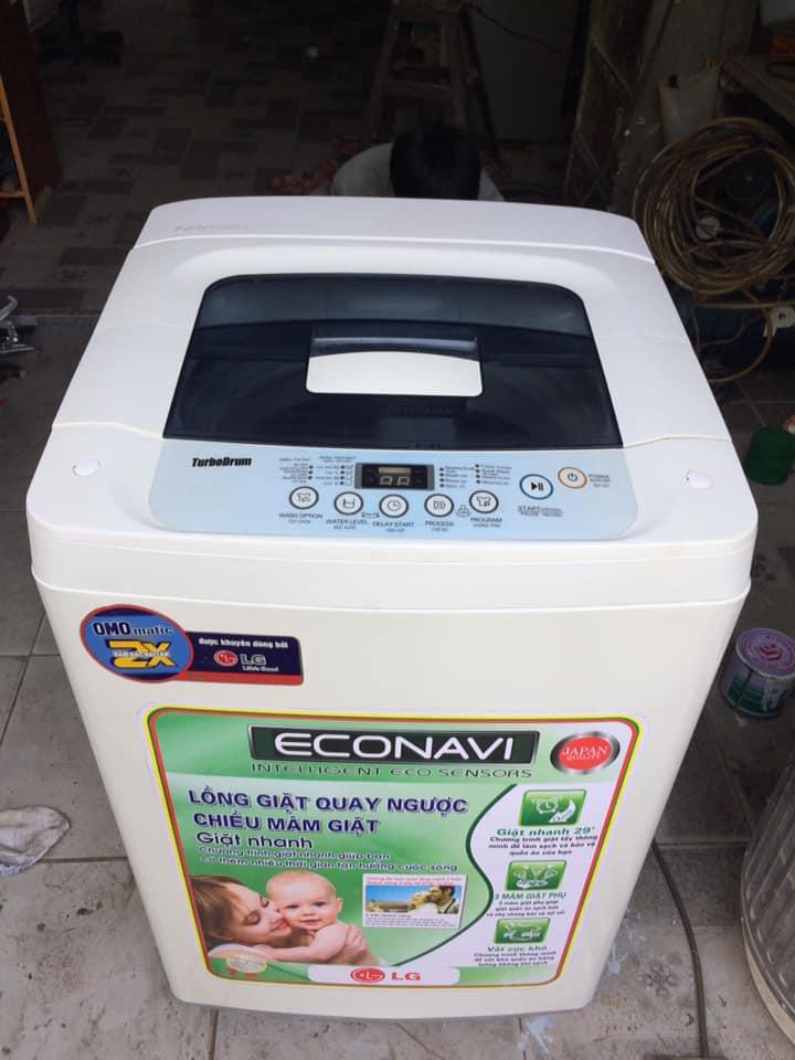Máy giặt LG WF-C7219T (7.2kg)