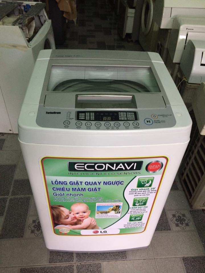 Máy giặt LG WF-S7217PN 7,2kg mới 95%