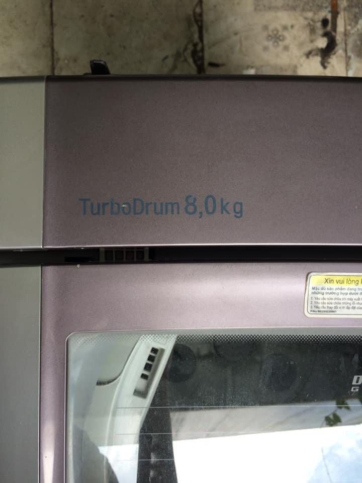 Máy giặt LG WF-S8019MS (8kg)