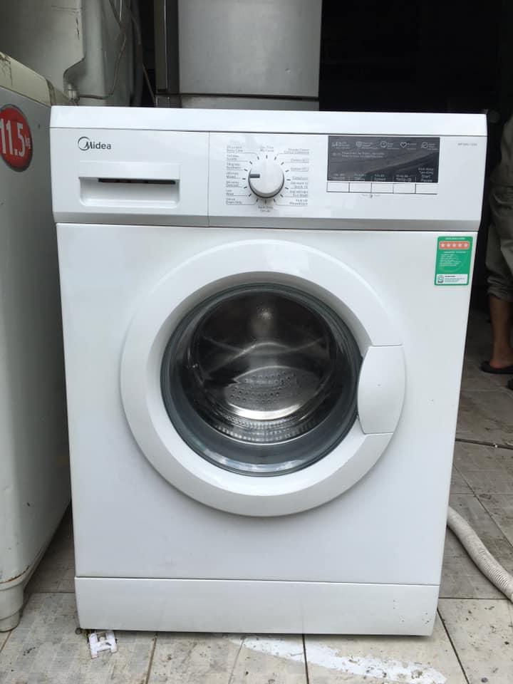 Máy giặt Media (9kg) cửa ngang