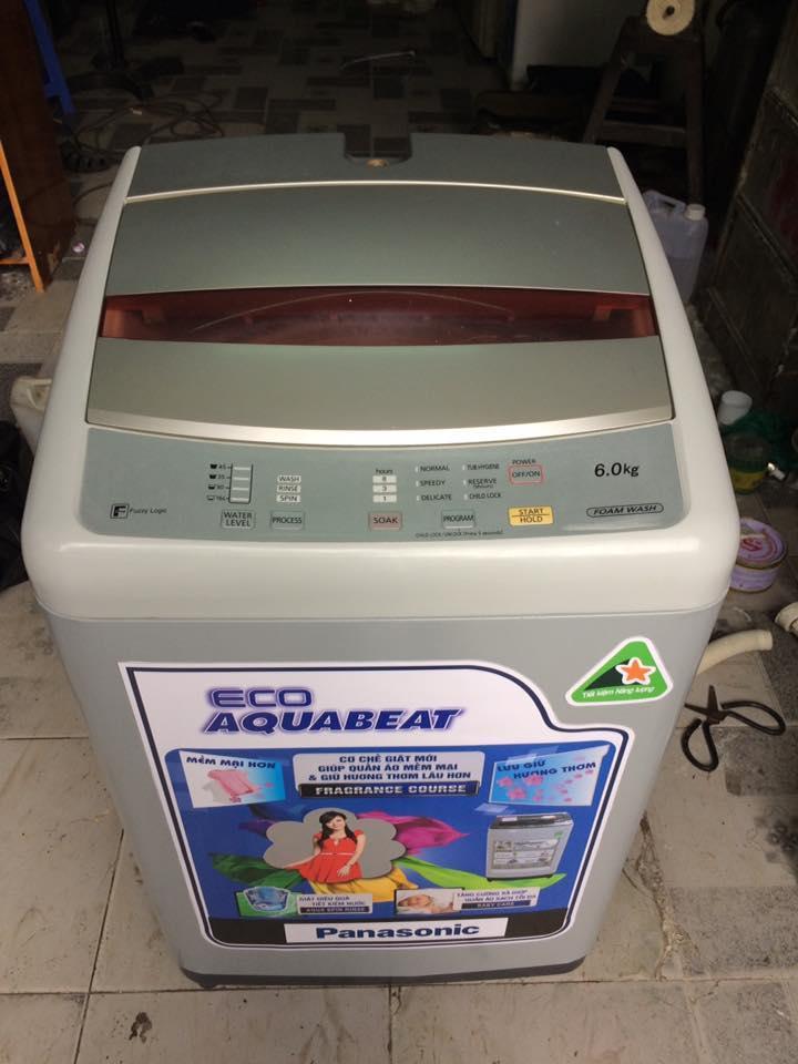 Máy giặt Panasonic (6kg) lòng inox không rỉ