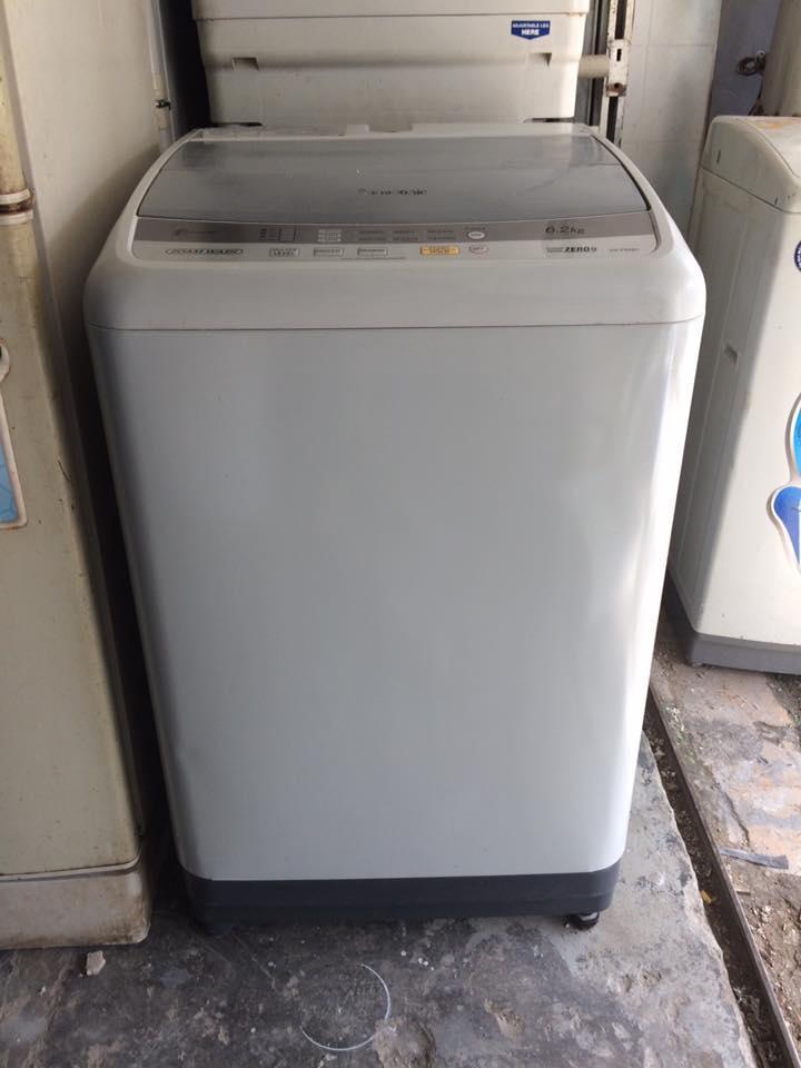 Máy giặt Panasonic 6.2kg lòng inox không rỉ