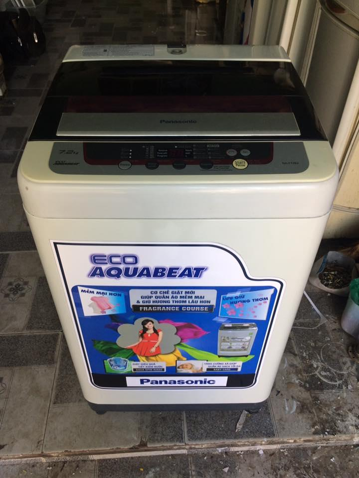 Máy giặt Panasonic 7,2kg lòng inox không rỉ