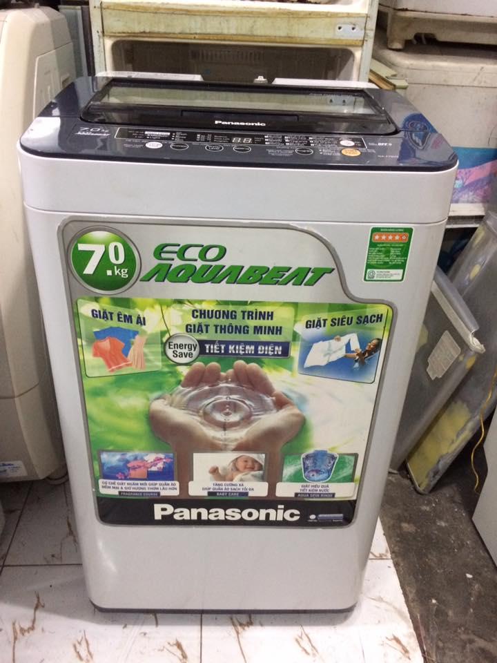Máy giặt Panasonic 7 kg mới 90%