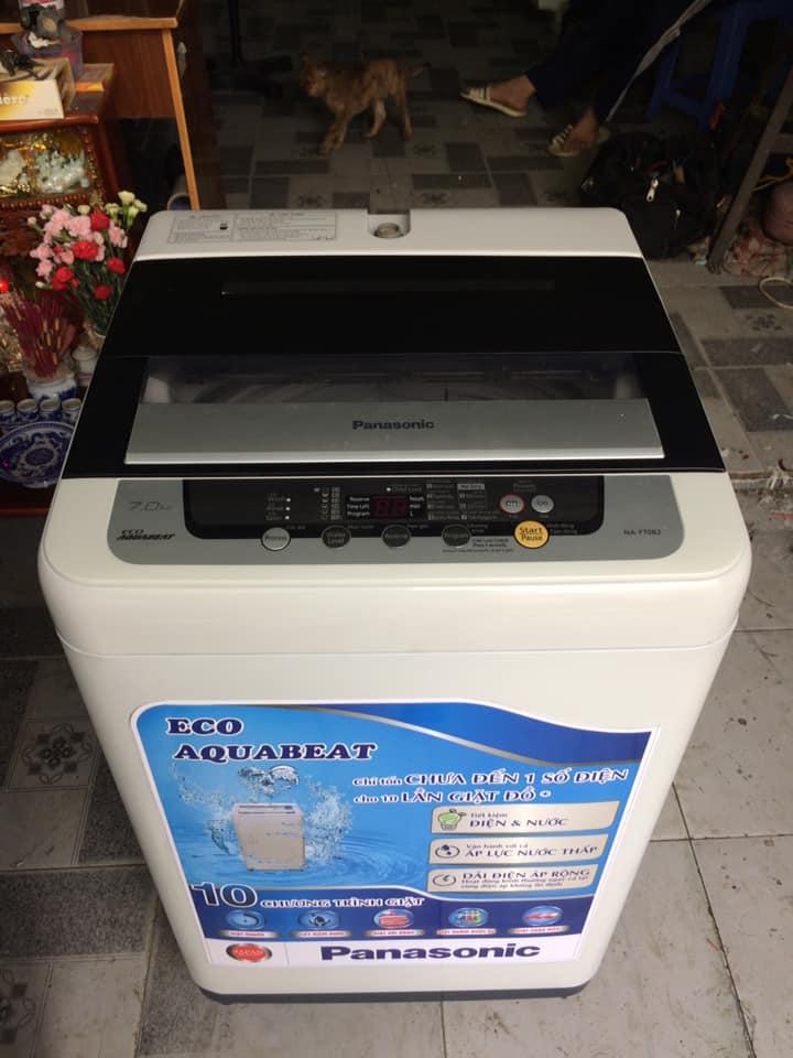 Máy giặt Panasonic NA-F70B2 (7kg) mới 95%