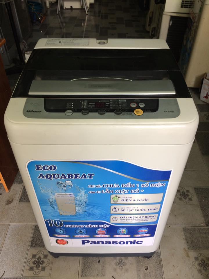 Máy giặt Panasonic NA-F70B2 7kg