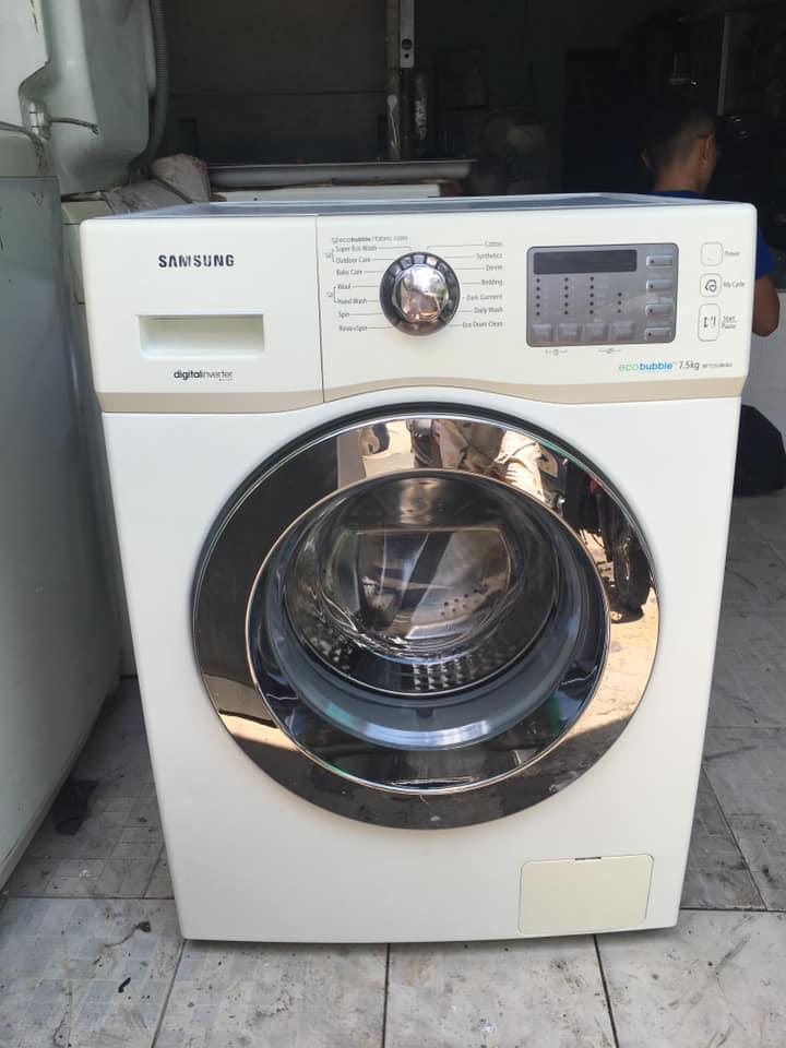 Máy giặt Samsung (7.5kg) inverter tiết kiệm điện