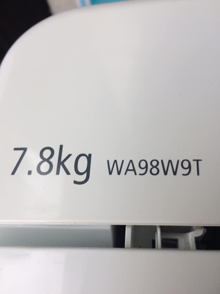 Máy giặt Samsung (7.8kg)