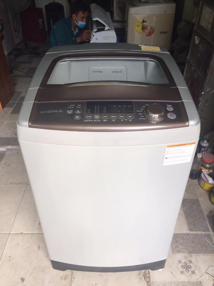 Máy giặt Samsung WA13WP 11kg mới 95%