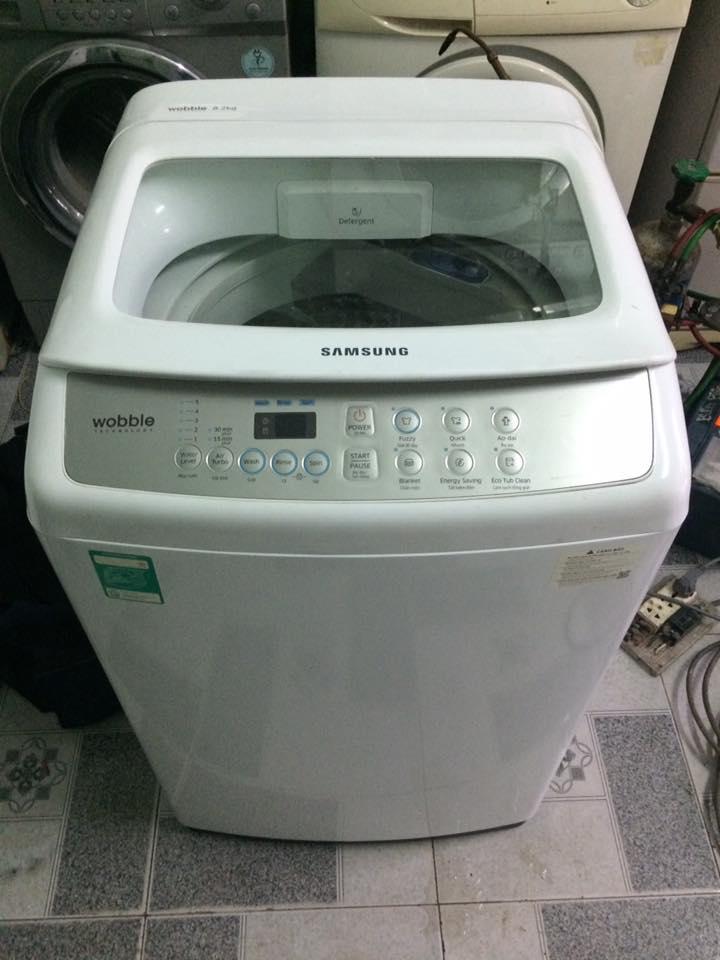Máy giặt Samsung WA82H4200SW (8.2kg) mới 95%