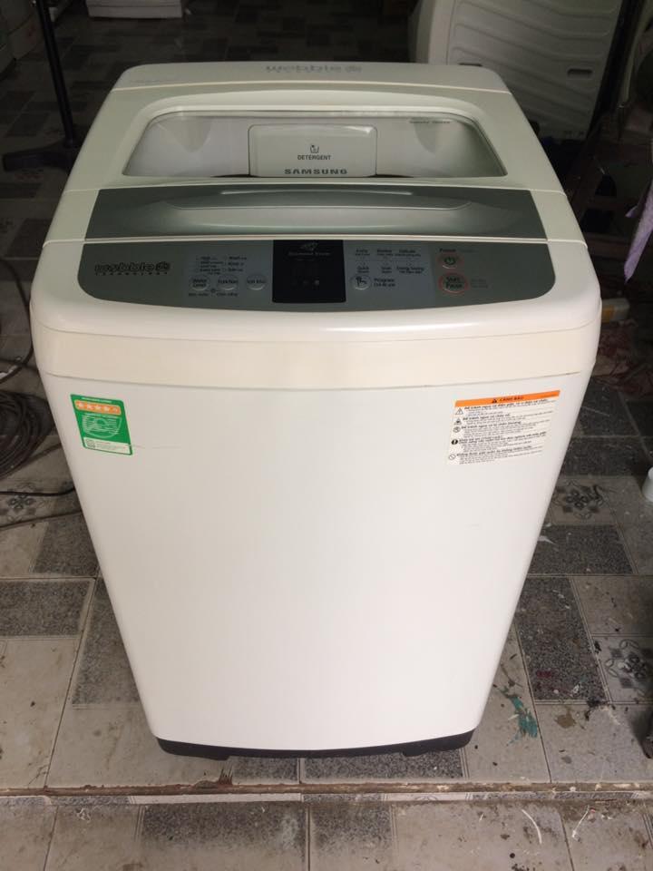 Máy giặt Samsung WA98W9T 7.8KG