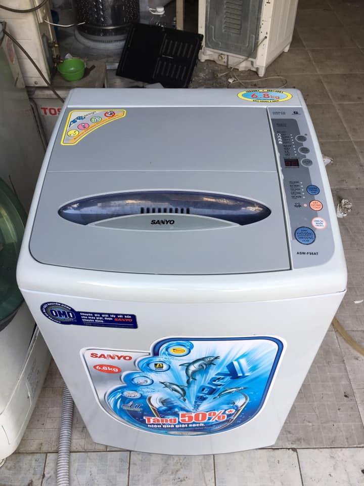 Máy giặt Sanyo (6.8kg) lồng đứng
