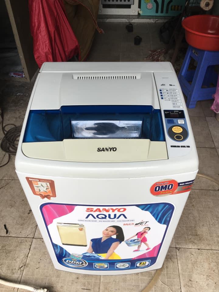 Máy giặt Sanyo (7kg) Asw-S70VT