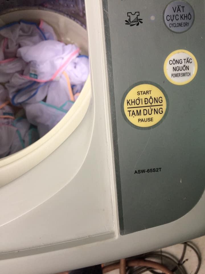Máy giặt Sanyo Asw-65S2T (6.5kg)
