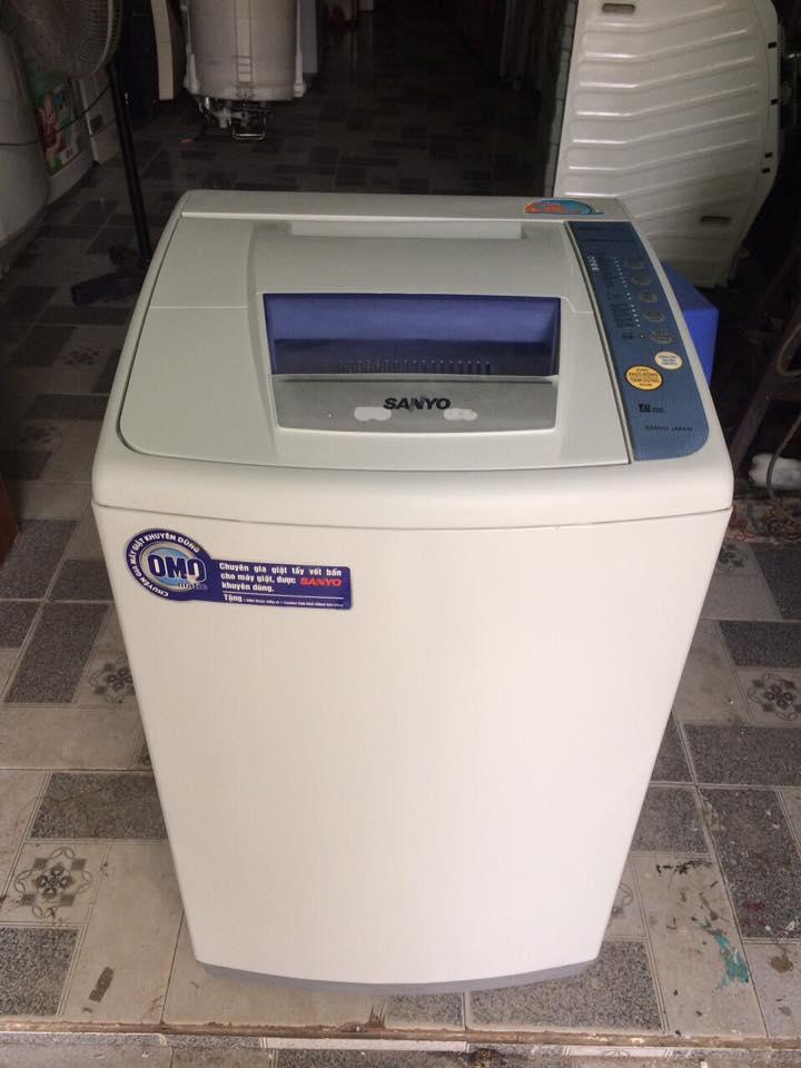 Máy giặt Sanyo Asw-68S1T 6,8kg lòng inox không rỉ