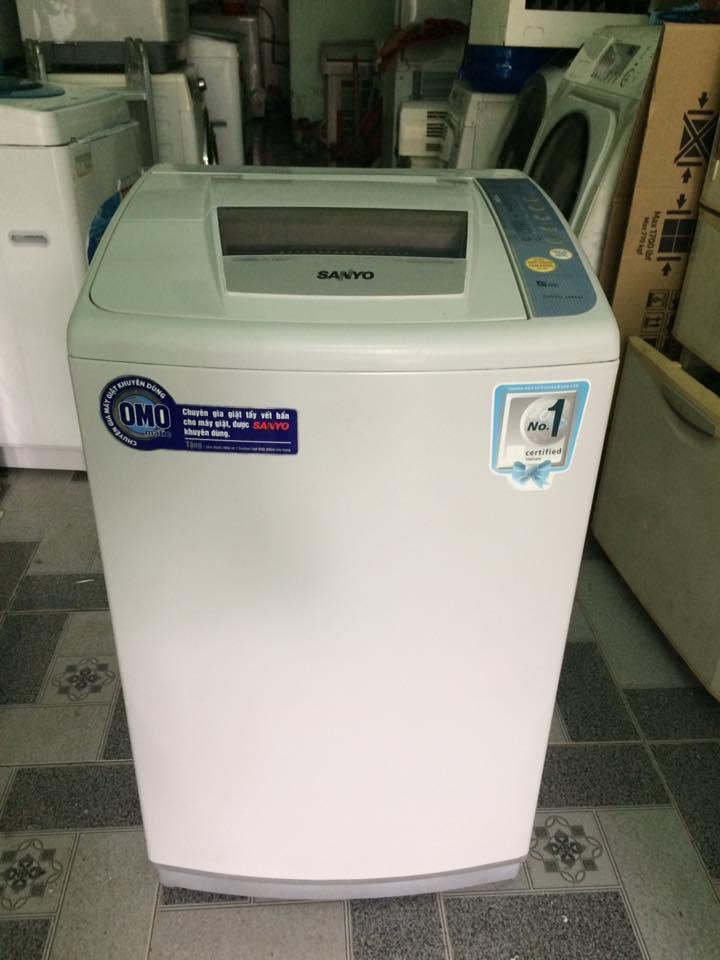 Máy giặt Sanyo Asw-68S1T 6.8kg lòng inox không rỉ