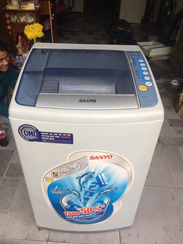 Máy giặt Sanyo Asw-68S2T (6.8kg)
