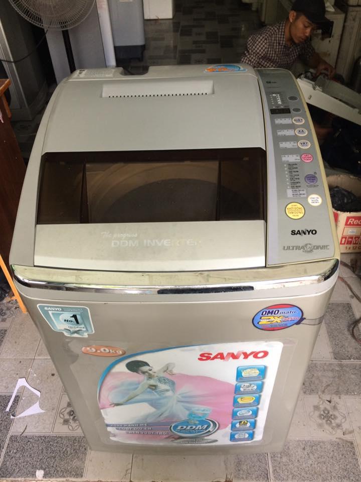Máy giặt Sanyo Asw-D900HT(9kg) Inverter