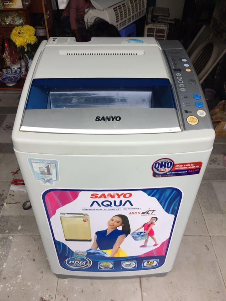 Máy giặt Sanyo Asw-F85NT (8.5kg)