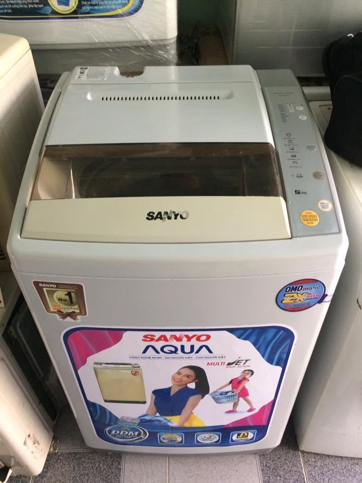 Máy giặt Sanyo Asw-S80S2T (8kg)