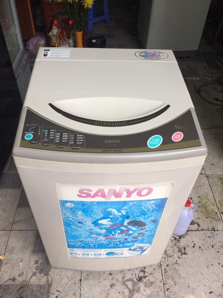Máy giặt Sanyo Asw-U60T (6kg)