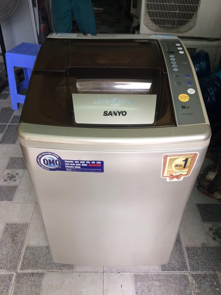 Máy giặt Sanyo Asw-U680HT 6,8kg lồng nghiêng