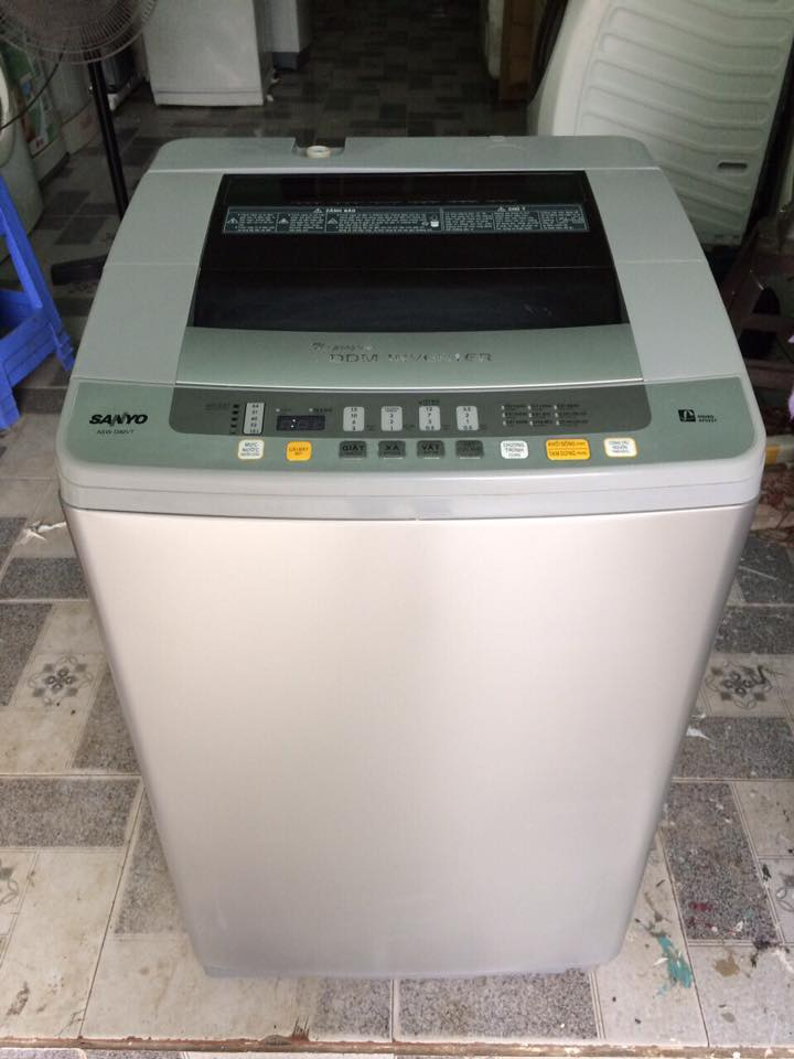 Máy giặt Sanyo Inverter Asw-D90VT 9kg