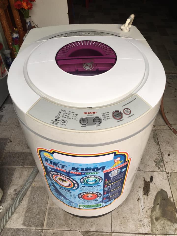 Máy giặt Sharp (8.2kg) lồng tròn