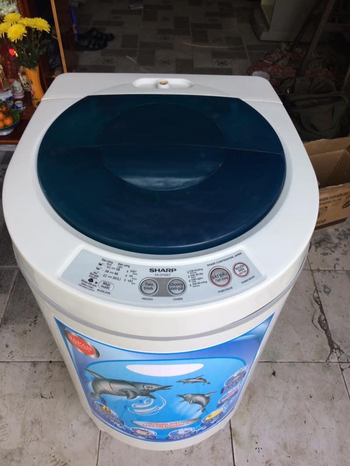 Máy giặt Sharp Es-Q750EV -G (7.5kg)