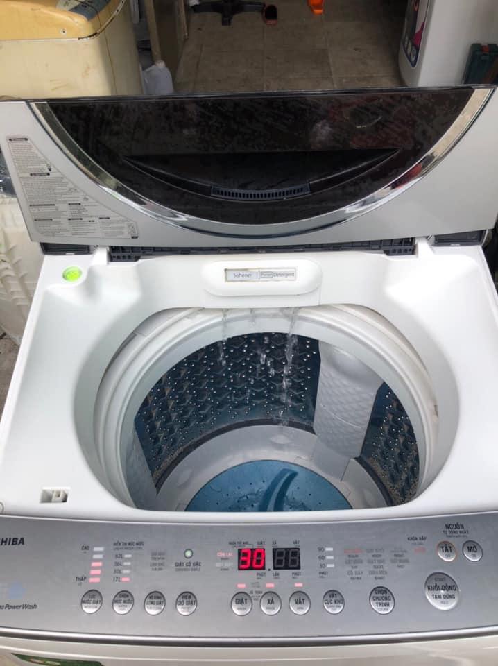 Máy giặt Toshiba (10kg) inverter tiết kiệm điện
