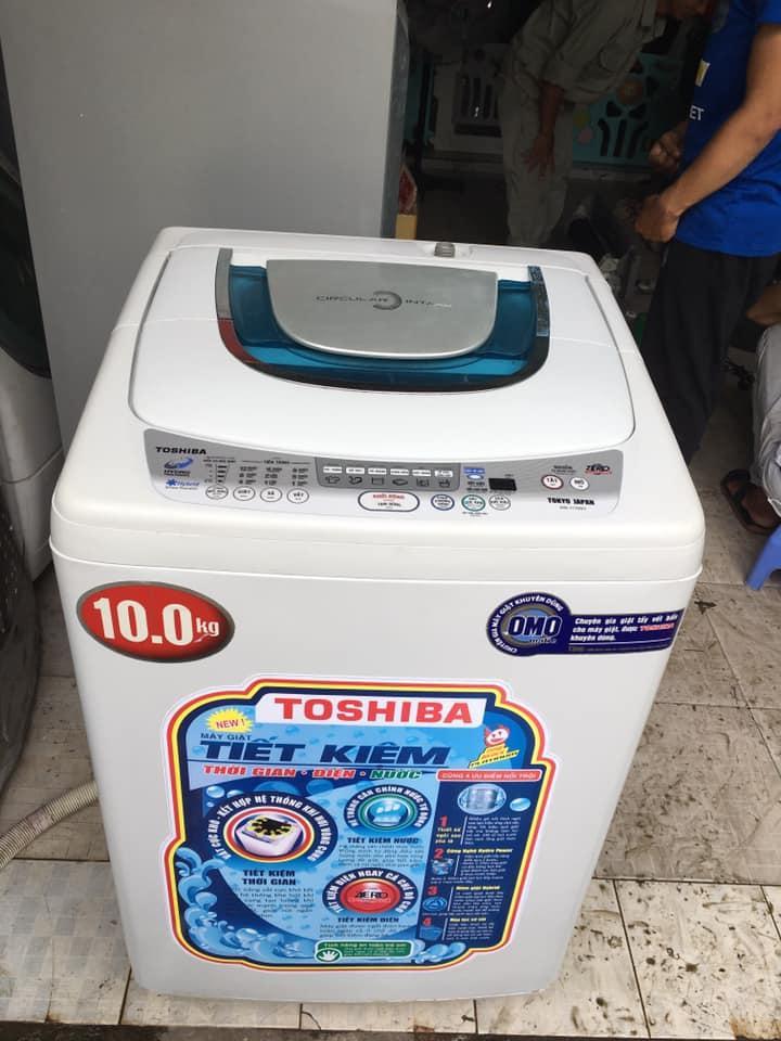Máy giặt Toshiba (10kg) lồng đứng