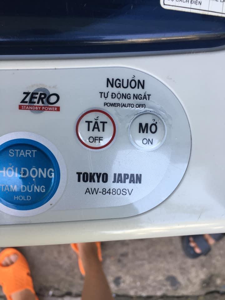 Máy giặt Toshiba (7kg) Aw-8480SV